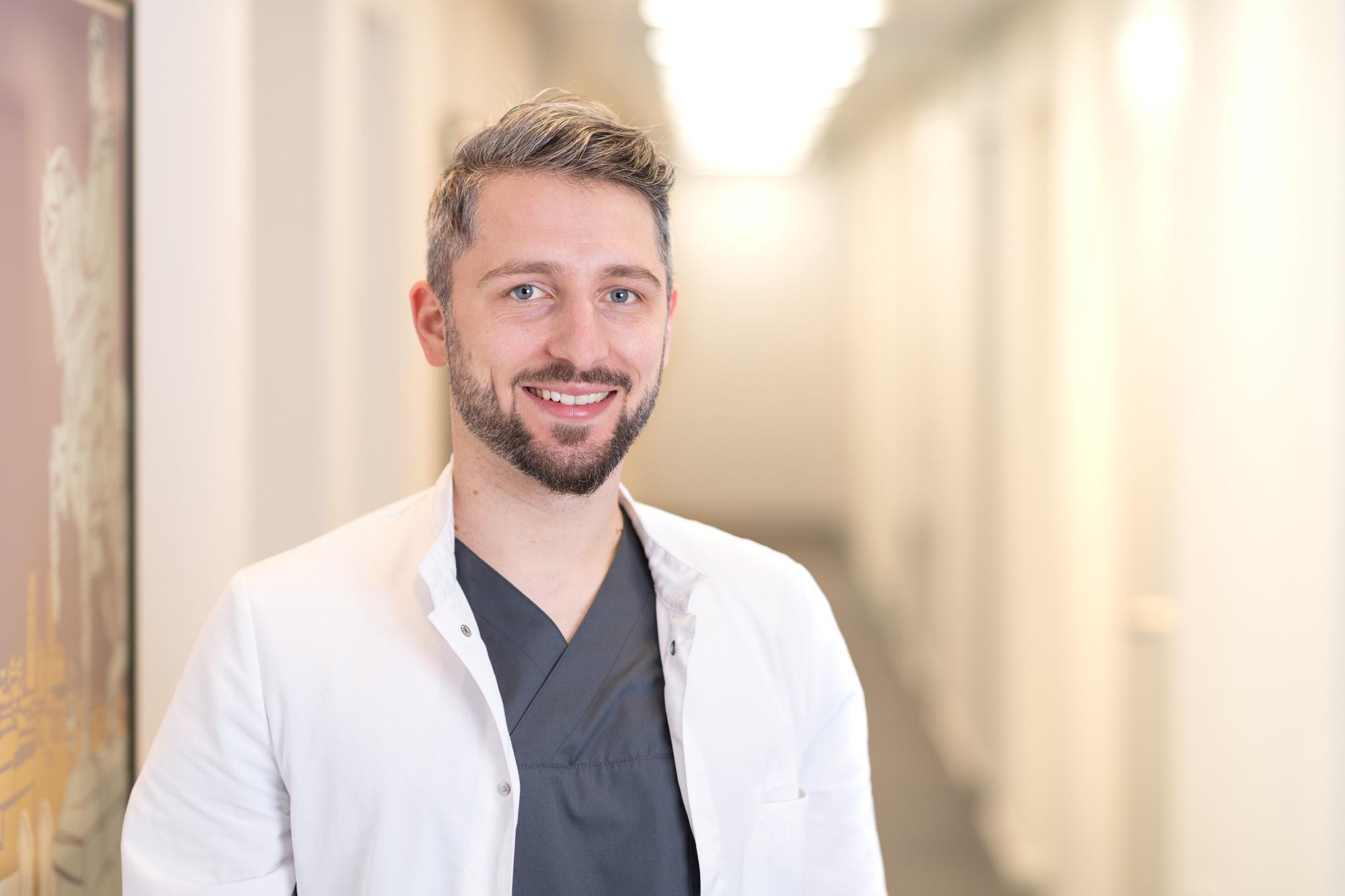 Dr. med. Drazen Jurjevic FEBO